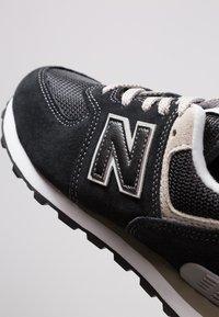 New Balance - PC574 - Sneakersy niskie - black/grey - 2