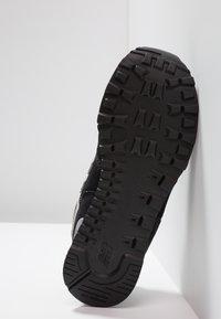 New Balance - PC574 - Sneakersy niskie - black/grey - 5