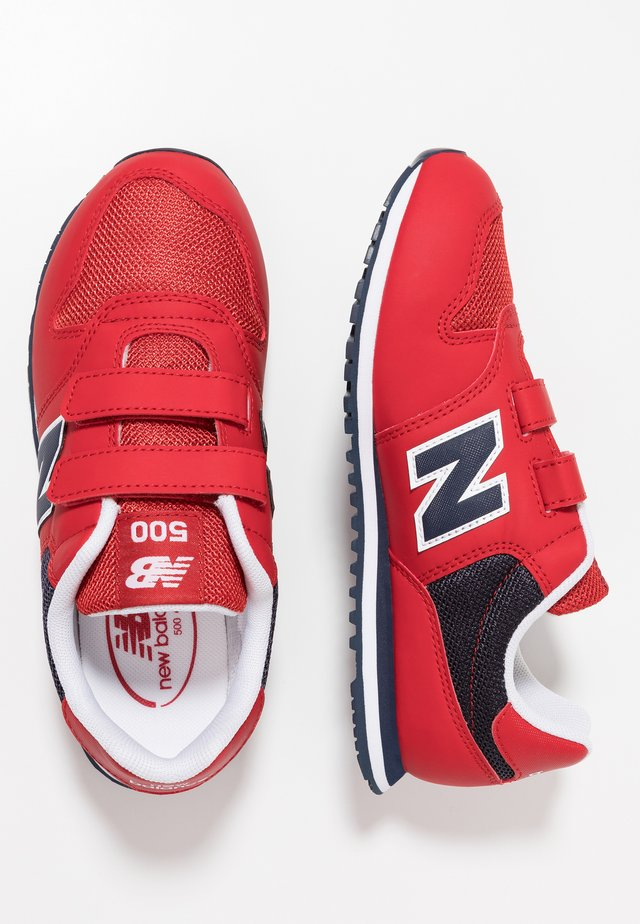 YV500NV - Sneakers laag - tempo red