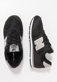New Balance - Sneaker low - black - 0