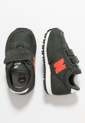 IV420SC - Sneakers basse - green/orange