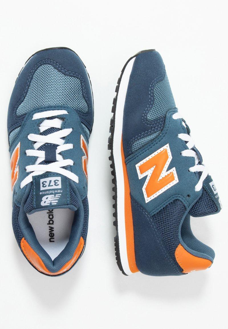 New Balance - YC373KG - Zapatillas - navy/orange