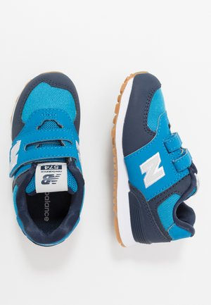 IV574DMB - Sneakers laag - blue