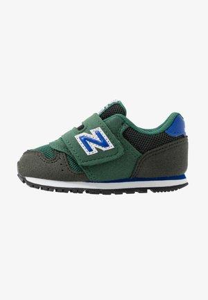 IV373KN - Sneaker low - navy/green