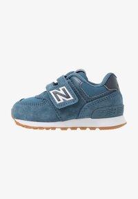 New Balance - IV574PRN - Sneakersy niskie - navy - 1
