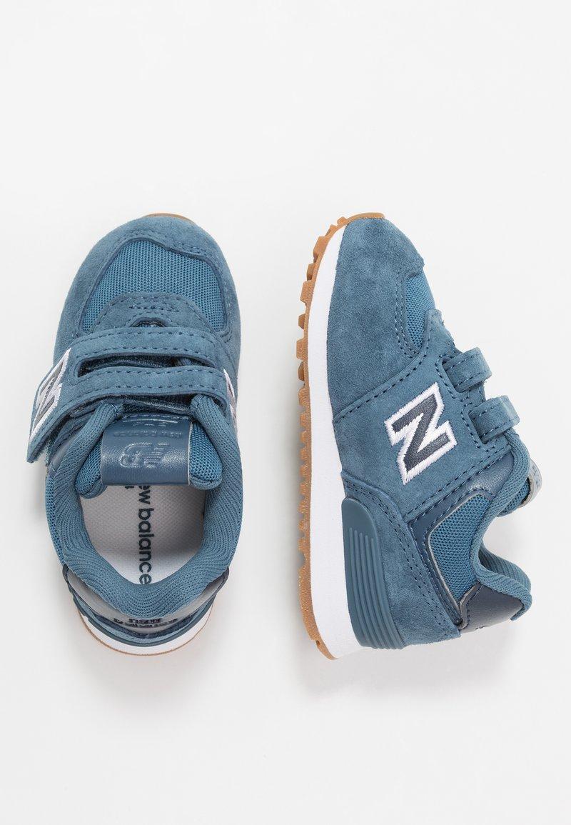 New Balance - IV574PRN - Sneakersy niskie - navy