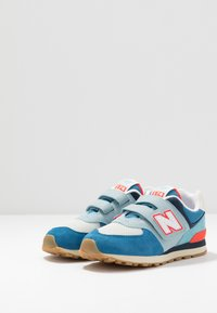 New Balance - YV574SOS - Sneakers laag - blue/multicolor - 3