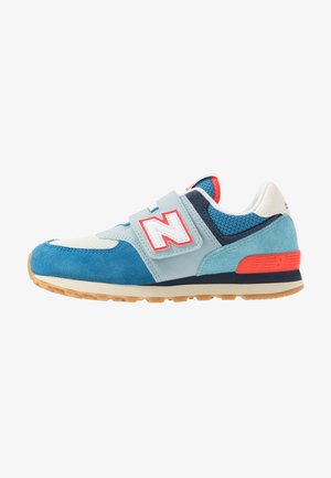 YV574SOS - Trainers - blue/multicolor