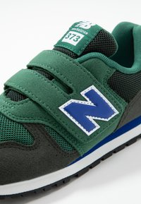 New Balance - YV373KE - Baskets basses - navy/green - 2