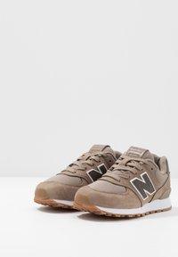 New Balance - PC574PRN - Baskets basses - brown - 3