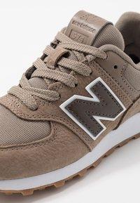 New Balance - PC574PRN - Baskets basses - brown - 2