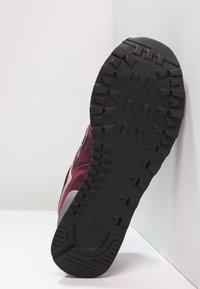 New Balance - 574 - Sneakersy niskie - burgundy - 4