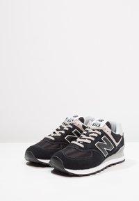 New Balance - 574 - Sneakersy niskie - black - 2