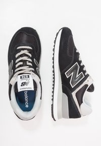 New Balance - 574 - Sneakersy niskie - black - 1