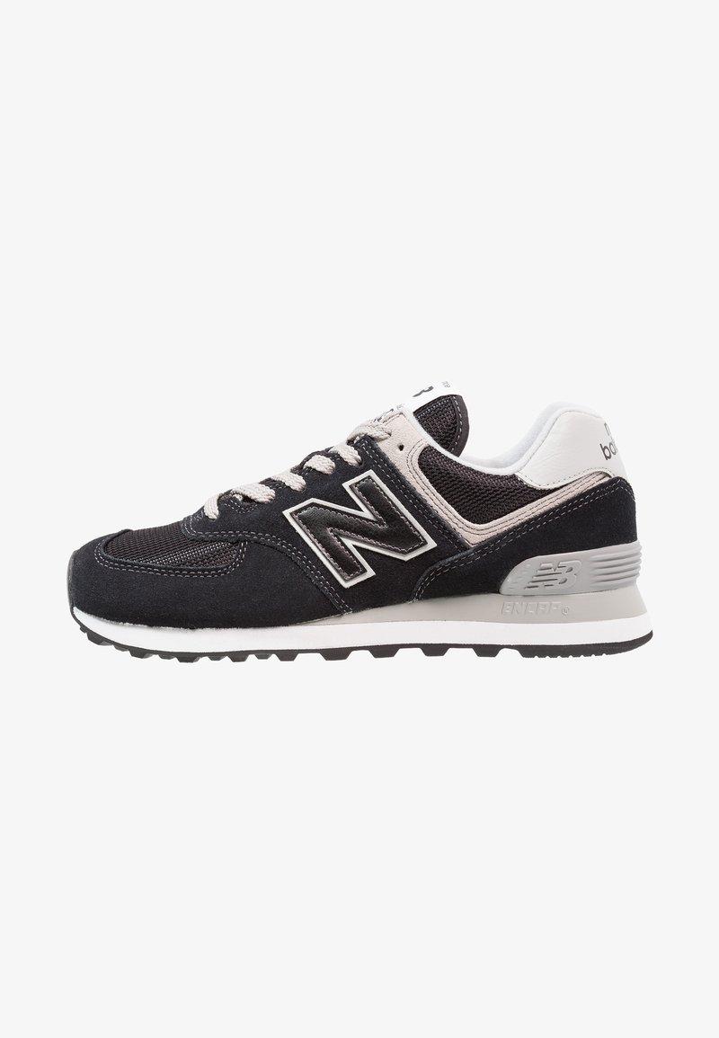 New Balance - 574 - Sneakersy niskie - black