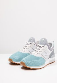 New Balance - MS574 - Baskets basses - white - 2