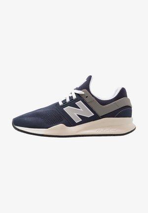 MS247 - Sneakers laag - ma bleu