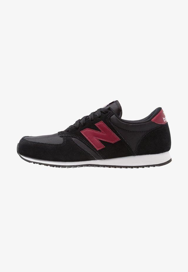 U420 - Sneaker low - black/red