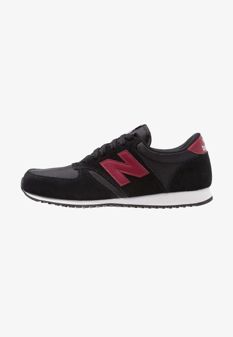 New Balance - U420 - Sneakers - black/red