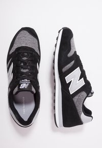 New Balance - ML373 - Sneakersy niskie - black/white - 1