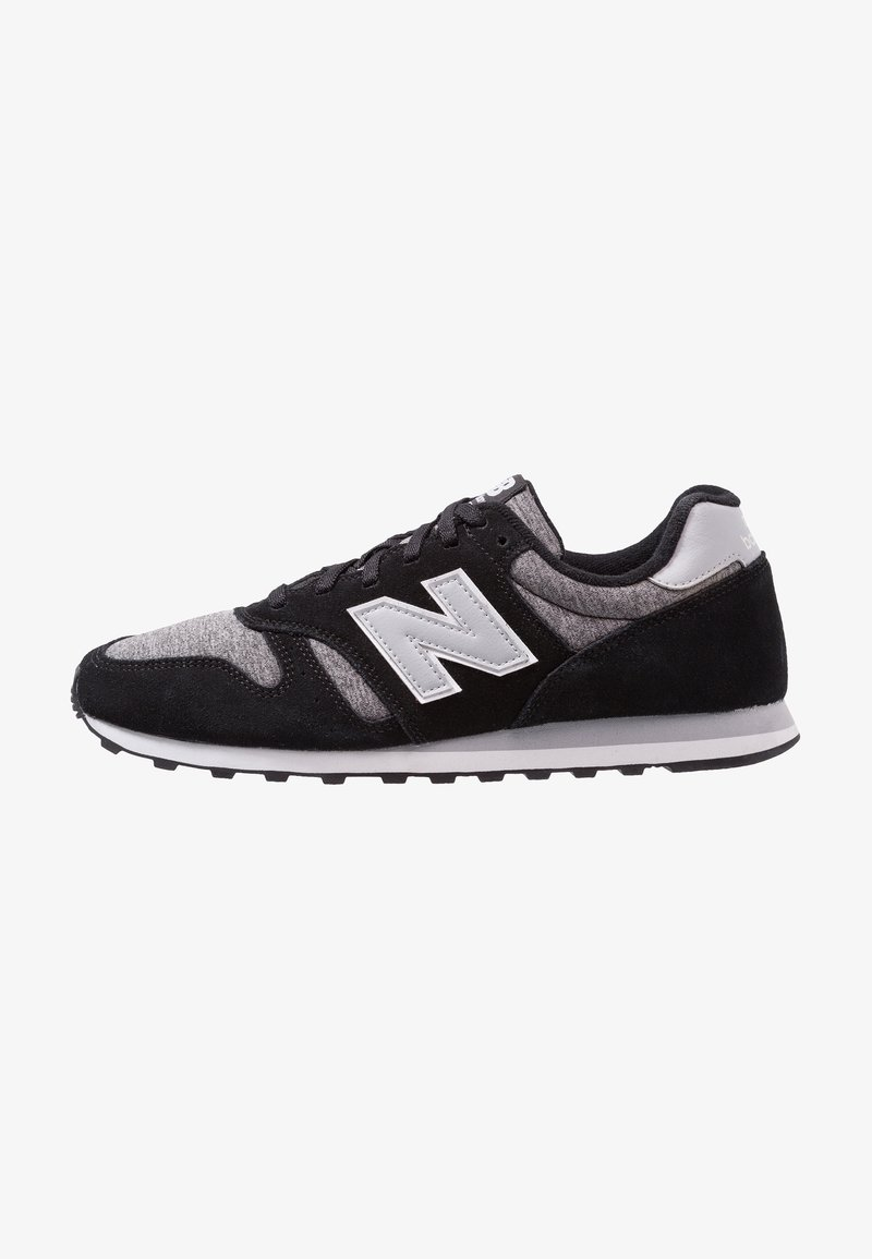 New Balance - ML373 - Sneakersy niskie - black/white