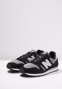 New Balance - ML373 - Sneakersy niskie - black/white - 2