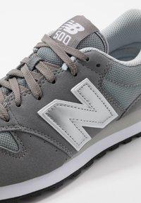 New Balance - GM500 - Sneakers basse - grey - 6