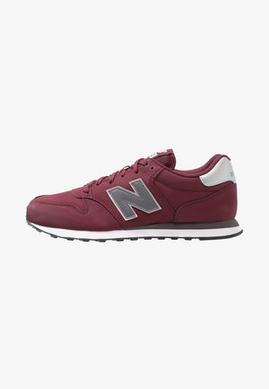 GM500 - Trainers - burgundy