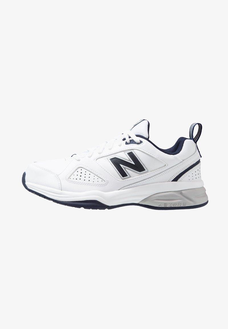 New Balance - MX624WN4 - Matalavartiset tennarit - white