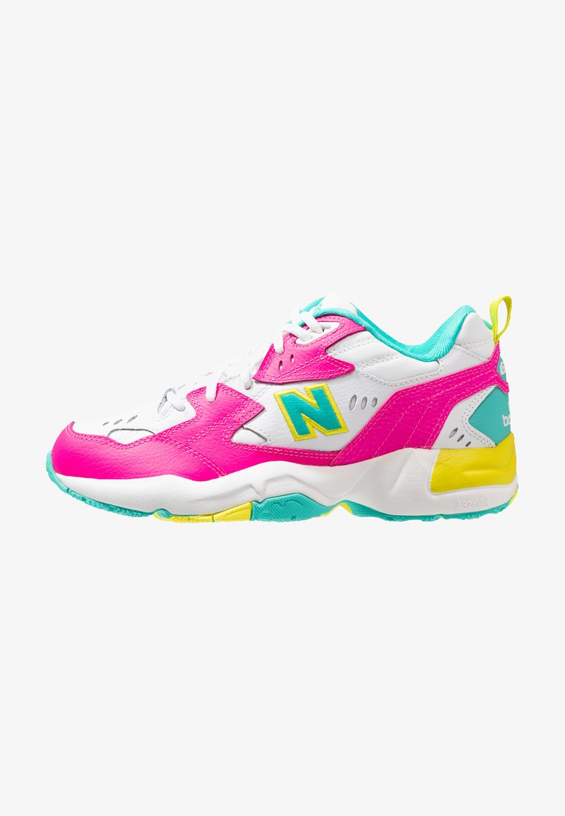 New Balance - MX608 - Trainers - white/pink
