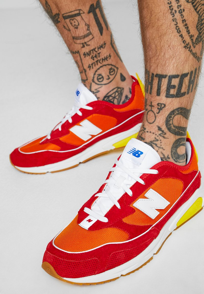 New Balance - MSXRC - Sneakers - red/yellow