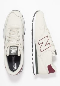 New Balance - GM500 - Sneaker low - red/grey - 1