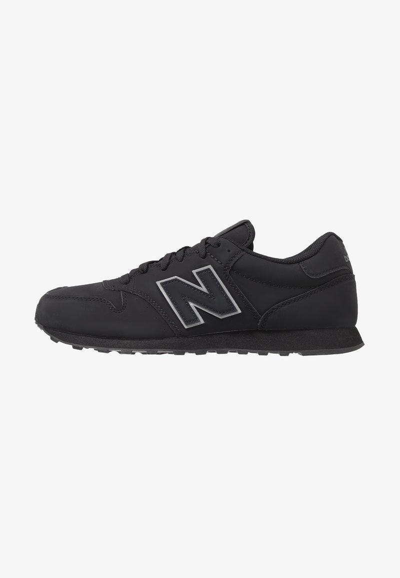 New Balance - GM500 - Trainers - black