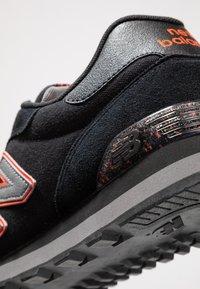 New Balance - ML515 - Matalavartiset tennarit - black/grey - 5