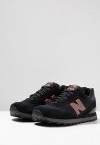 New Balance - ML515 - Matalavartiset tennarit - black/grey - 2