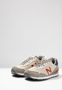 New Balance - ML515 - Zapatillas - grey/red - 2