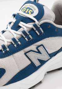 New Balance - ML615 - Sneakers basse - white/blue - 8