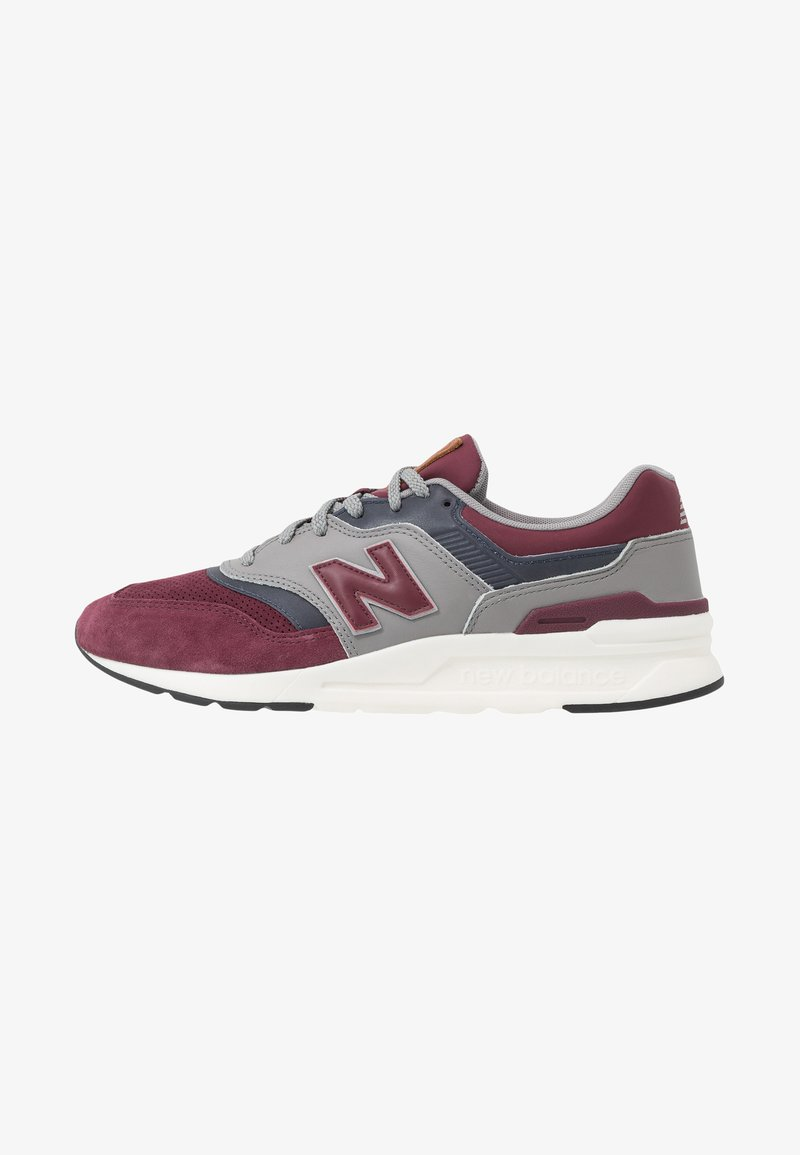 New Balance - CM997 - Sneakers laag - red/navy