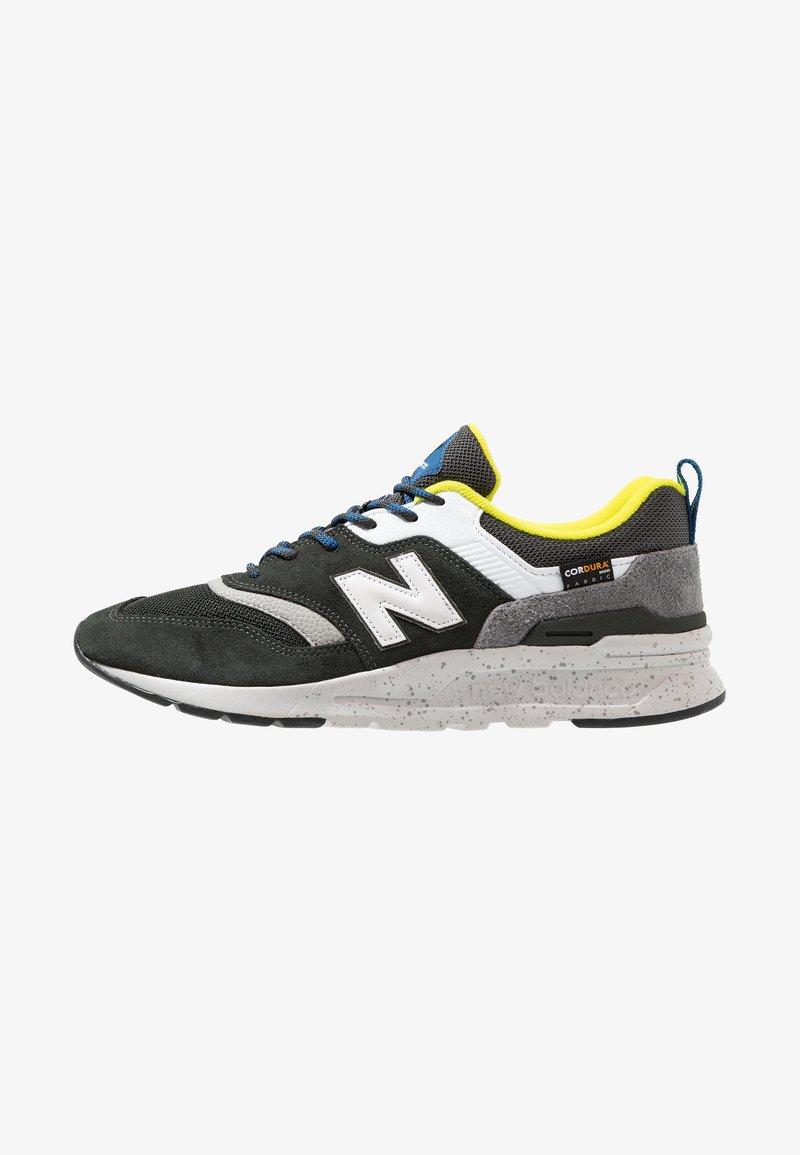 New Balance - CM997 - Sneakers - green/yellow