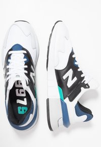 New Balance - MS997 - Sneakers - white/blue - 1
