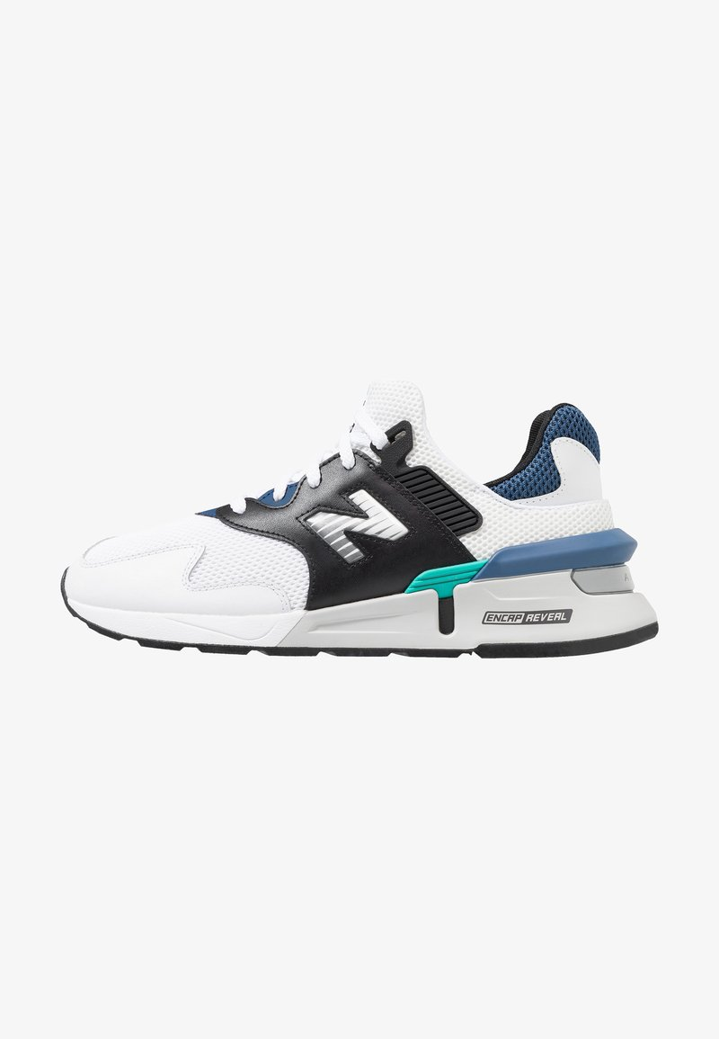 New Balance - MS997 - Sneakers - white/blue