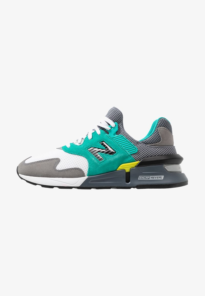 New Balance - MS997 - Sneakers laag - grey/green