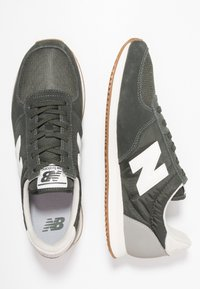 New Balance - U220 - Zapatillas - green/white - 1