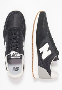 New Balance - U220 - Sneakers - black/white - 1