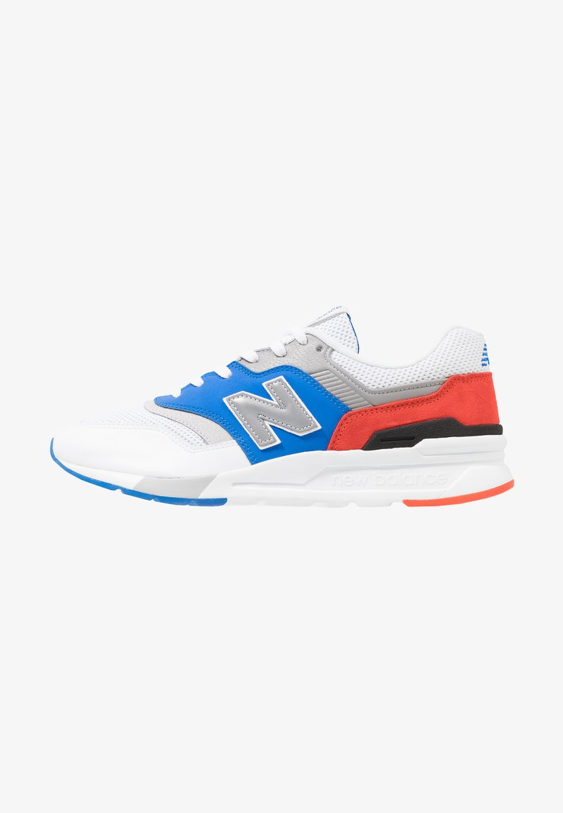 New Balance - CM997 - Sneakers - white/blue