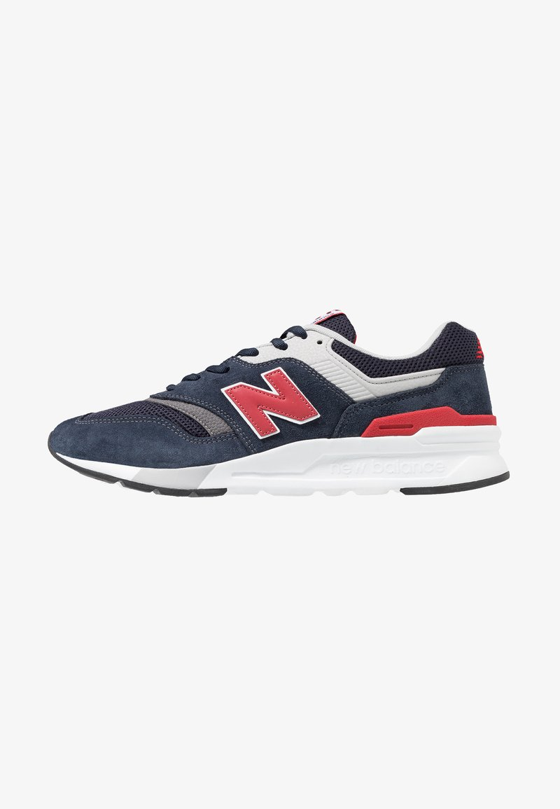 New Balance - CM997 - Sneaker low - navy/red