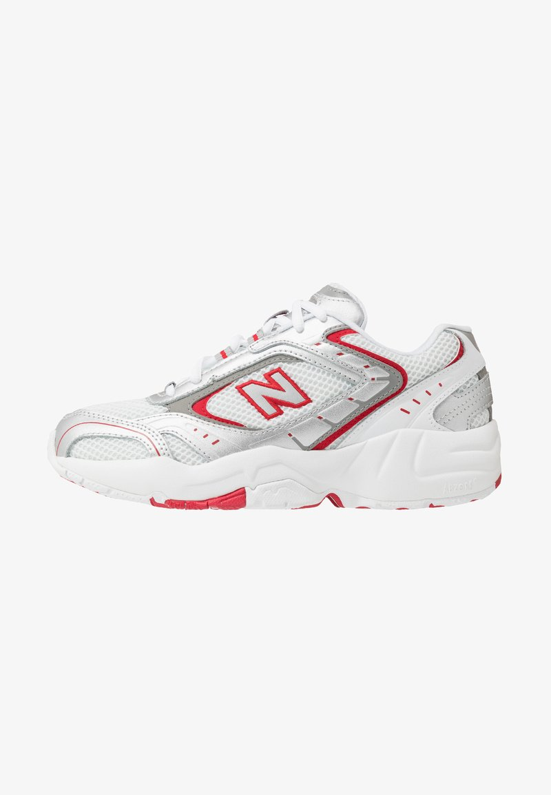 New Balance - WX452 - Trainers - white/black/team red