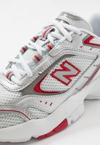 New Balance - WX452 - Trainers - white/black/team red - 5