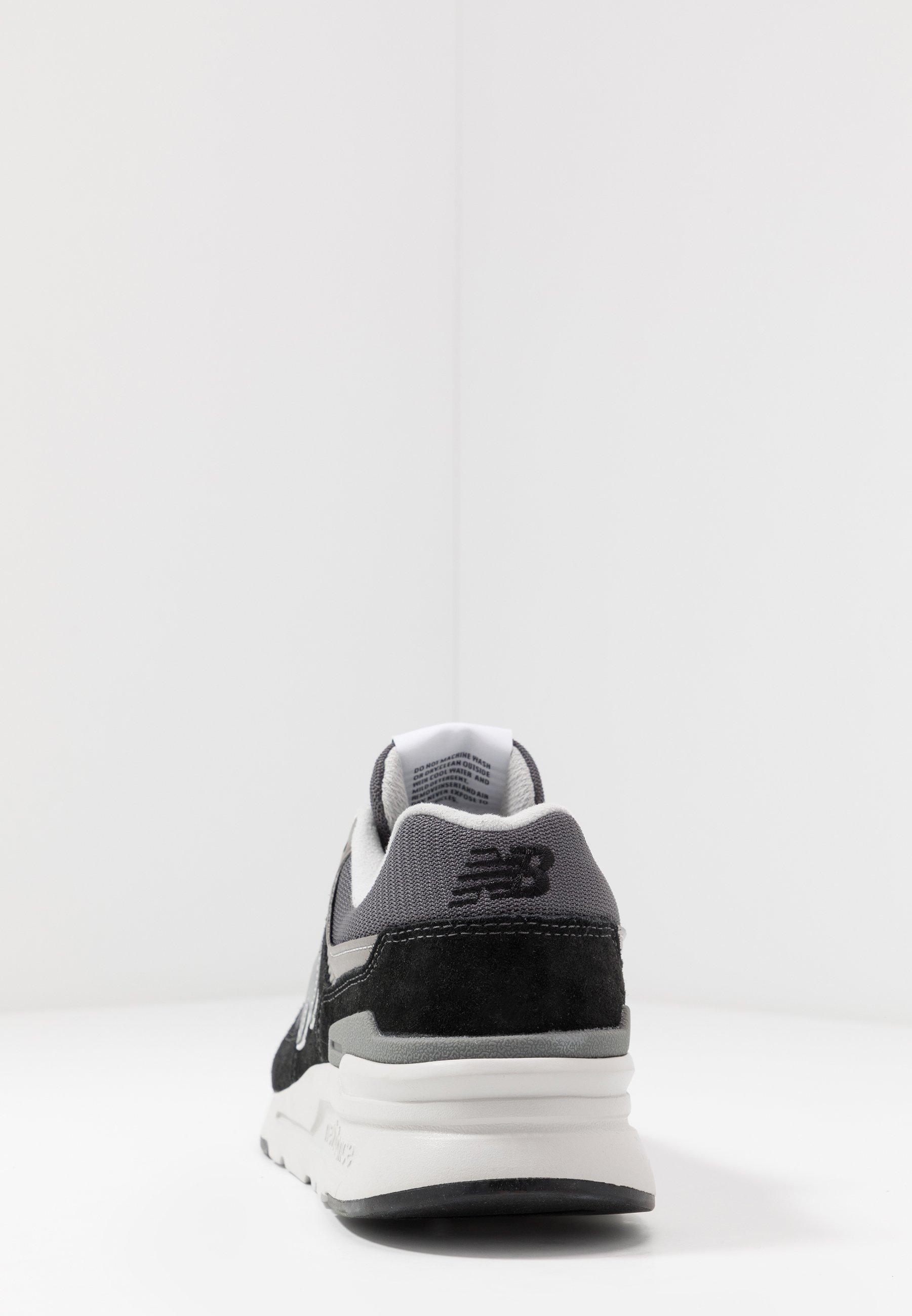 997 H - Sneakers laag - black/grey