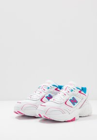 New Balance - Sneakersy niskie - white - 2
